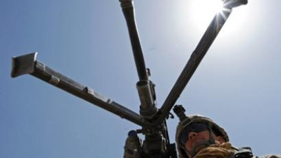 US alarmed by possible UK Afghan withdraw