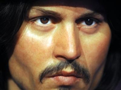 Johnny Depp's Ukrainian depths