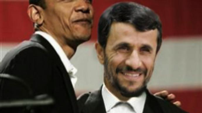 Did Obama send a personal message to Ahmadinejad?