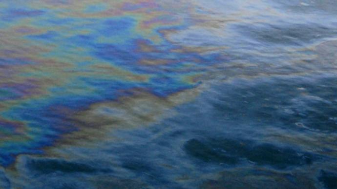 Sandy causes 300,000-gallon diesel spill into water near New Jersey