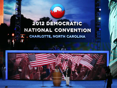 DNC recycles 4-year-old promises for Obama's 2012 platform