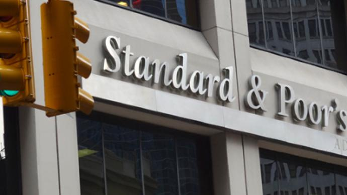 US sues S&P after triple-A downgrade