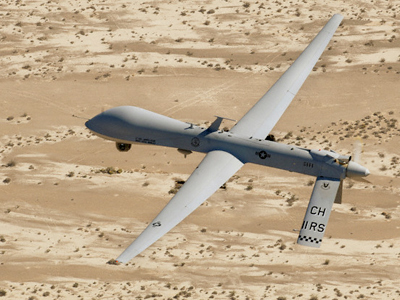 One-third of Americans fear drones