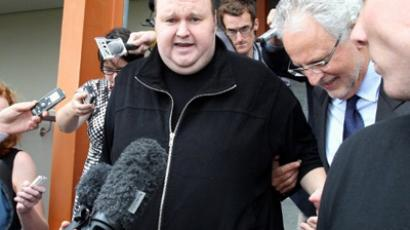 Is it back to jail already for Kim Dotcom?