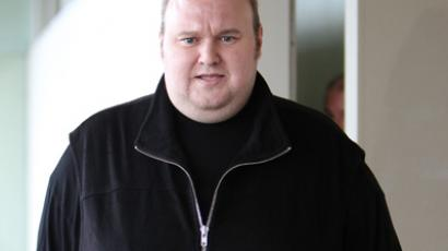 Kim Dotcom speaks out on secret anti-piracy report to RT