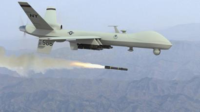 American spy drones swarm in droves over Afghanistan