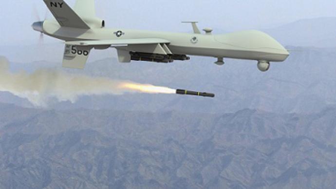 Drone strike killed Americans