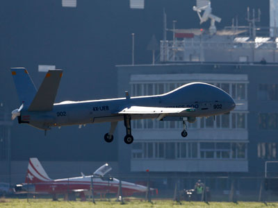 US gives Afghanistan fleet of drones