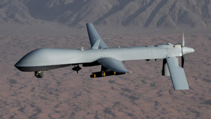 Drones: invisible to radar but vulnerable to primitive viruses?