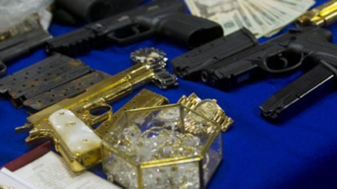 Drug cartels throw parties for US officials