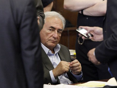 Strauss-Kahn case to close tomorrow