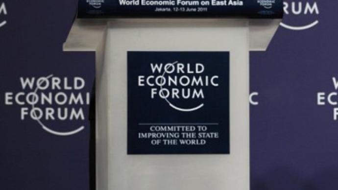 World Economic Forum downgrades America
