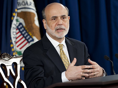 Bernanke fears of high unemployment for years to come
