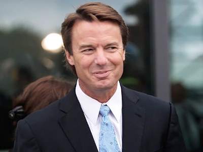 John Edwards charged in felony indictment