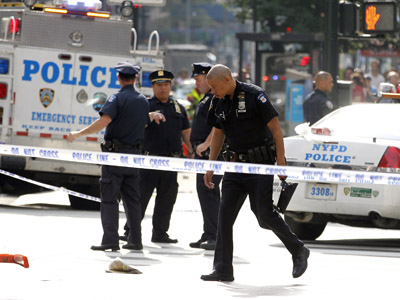 Disgruntled designer identified as Empire State Building shooter