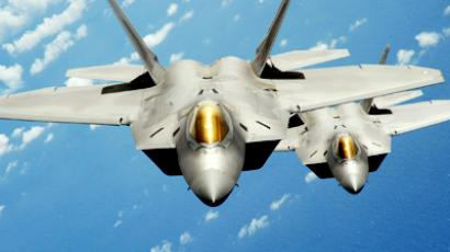 Pentagon: F-22s used in combat for first time in Syria
