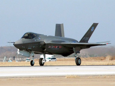 $24 billion British budget blowout in black hole F-35 project