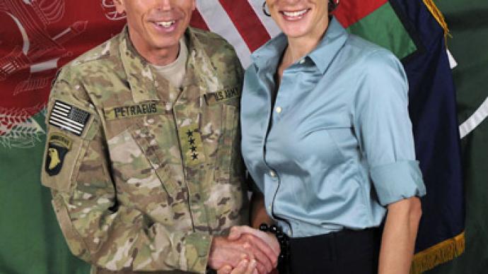 FBI discovers classified Pentagon files on computer of Petraeus' mistress