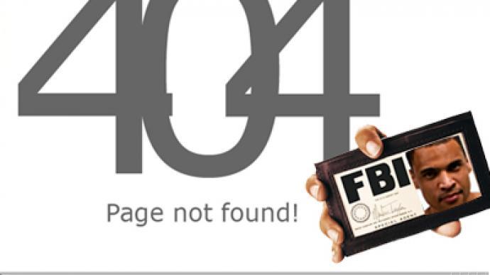 FBI shuts down web servers