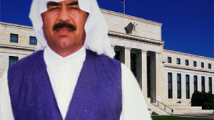 Did the US Federal Reserve finance Saddam Hussein's weapon purchases?