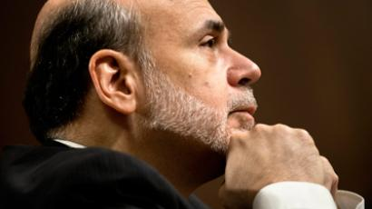 Bernanke hints that he's tired of being Fed chairman