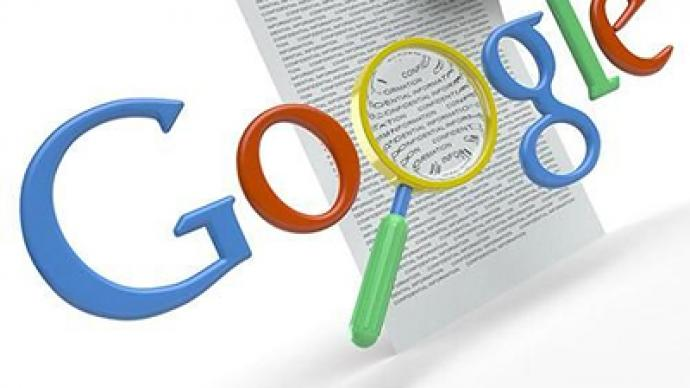 Feds go after Google
