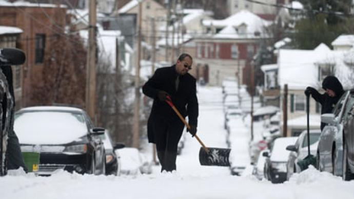 Snowstorm leaves fifteen dead in the US