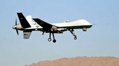 Police drones to be equipped with non-lethal weapons?