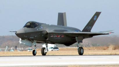 Pentagon 'dumbs down' aviation tests for underperforming F-35