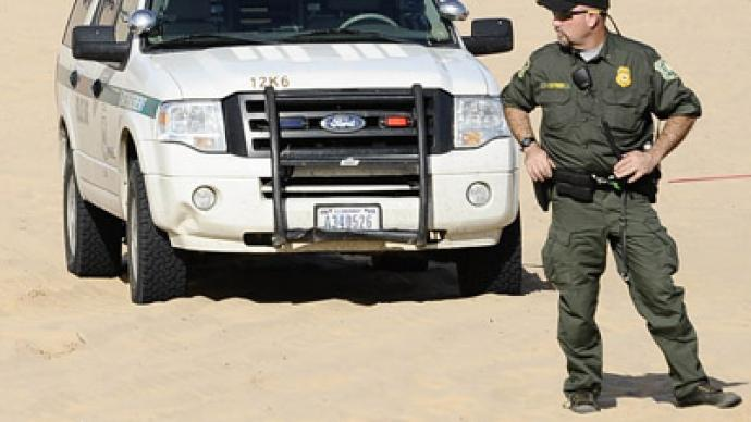 Mother of five killed by Border Patrol agent