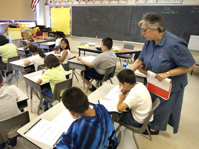Florida schools require less from blacks and Hispanics under new education standards