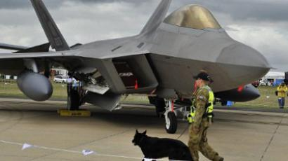 US Air Force knew of crippling F-22 flaws for a decade