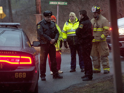 Four people killed inside Colorado house, including gunman