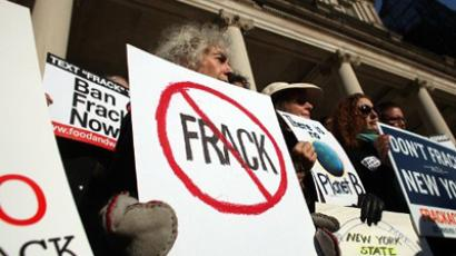 Fracking causes rumbles in California