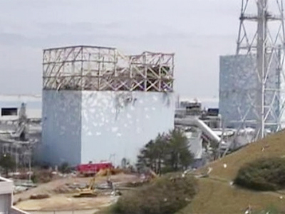 "Giant ""Mega-Float"" comes to rescue at Fukushima"