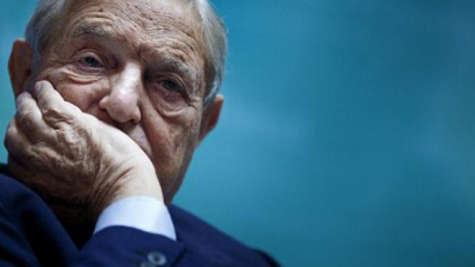 George Soros predicts riots, police state and class war for America