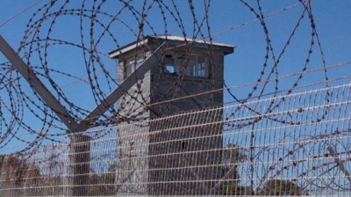 Georgia opens a prison for veterans