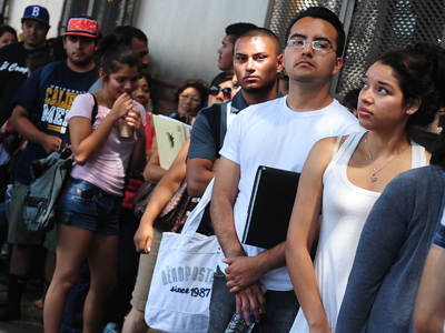 California to start issuing drivers' licenses for young illegal immigrants