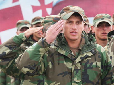 Ukrainian army supported Georgian attack on South Ossetia