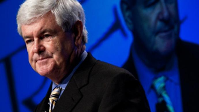 Gingrich to make 2012 announcement soon