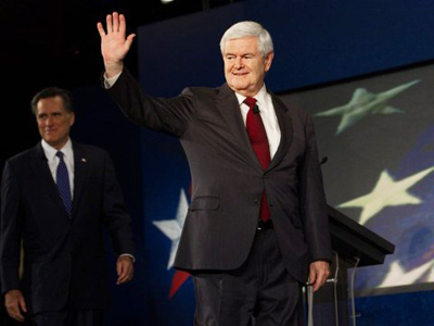 "Gingrich made tons of money off ""insane"" Freddie Mac"