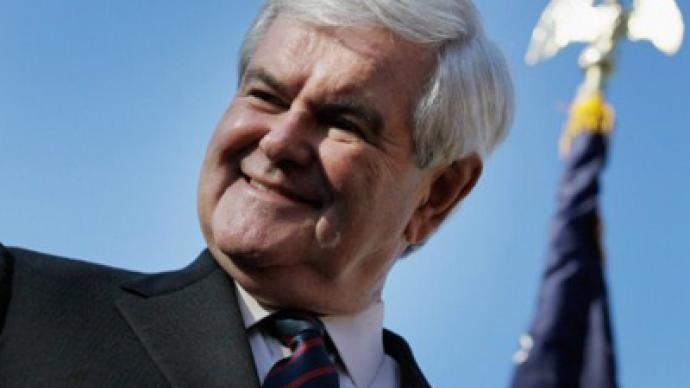 Newt Gingrich wants to make the moon the 51st state