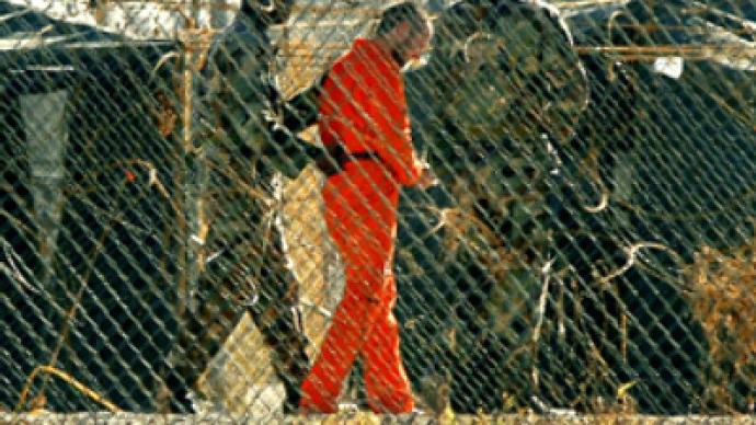 Gitmo prisoners might see the cold sea