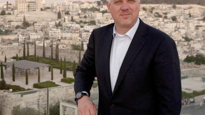 Glenn Beck predicts doom and gloom from Jerusalem