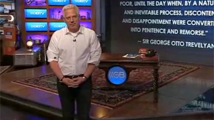 Glenn Beck to offer tv show for kids