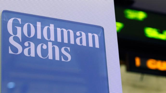 Goldman Sachs: Sex trafficker?