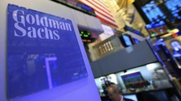 Goldman Sachs exec leaves sinking ship in disgust