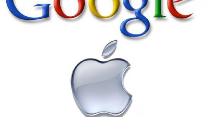 Google spies on Apple users
