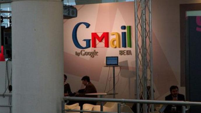 Google accused of spying on Gmail users