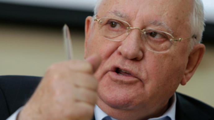 Gorbachev wants perestroika for America